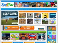 Cool Games at ZayPlay.com