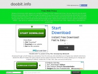 Doobit - Ad Free Proxy - No Popups