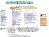 anyloansolution.com