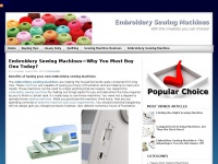 1embroiderysewingmachines.com Thumbnail