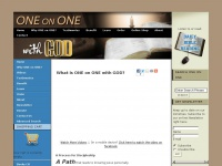 1on1withgod.org Thumbnail