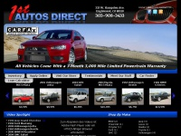 1st Autos Direct Specialty Used Cars in Englewood, CO