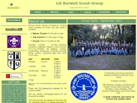 1st Burwell Scout Group - Homepage