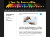 1yearcarlease.jimdo.com Thumbnail