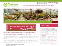 oaktreegardencentre.co.uk