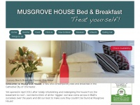 musgrovehouse.co.uk