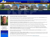 SpringsRebate - Real Estate Colorado Springs Homes - Colorado Springs Home Buyer Rebates