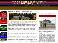 Fort-Carson.com.  Homes for Sale near Fort Carson, Colorado - Welcome to Fort Carson and to www.Fort-Carson.com!