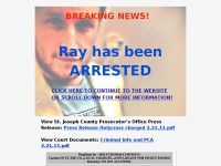 Rayholycross.com - BREAKING NEWS!
