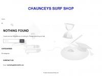 chaunceyssurfshop.com