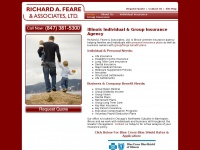 richardafeare.com