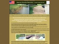 americanshorelinerestoration.com