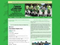 greenmotiontours.com