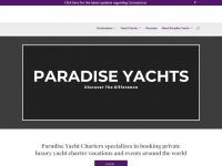 paradiseyachtcharters.com
