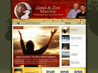 Lamblion.com - Lamb & Lion Ministries: Home - Bible Prophecy Ministry Proclaiming the Soon Return of Jesus Christ