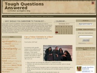 Toughquestionsanswered.org