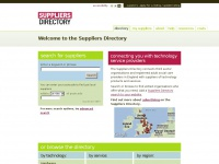 suppliersdirectory.org.uk