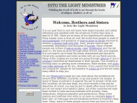 Into the Light Ministries - An End Times Ministry