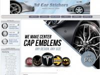 3dcarstickers.com