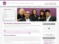mulberrydental.co.uk Thumbnail