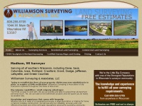 williamsonsurveying.com