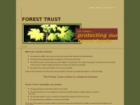 theforesttrust.org