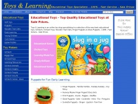 Toysandlearning.co.uk