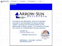 arrowsunbuilders.com