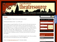 Theatresource.org