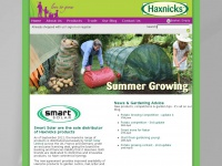 Haxnicks.co.uk - Garden Cloches Manufacturers, Poly Tunnels Suppliers and Potato Patio Planters - Haxnicks