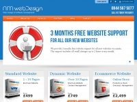 Nmwebdesign.co.uk