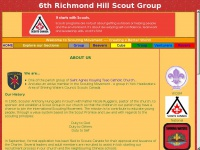 6thrichmondhillscoutgroup.org Thumbnail