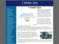 7seatercarsreviews.com