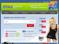 crazydomains.com.au