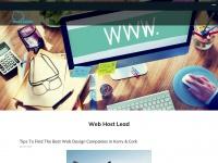 webhostlead.com Thumbnail