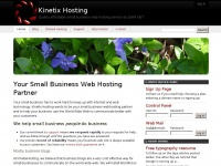 kinetixhosting.com
