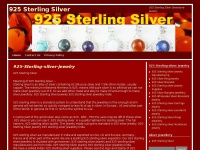 925 Sterling Silver | 925 Sterling Silver Gemstone Jewelry