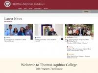 Thomasaquinas.edu
