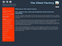 Theclientfactory.co.uk
