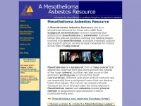 A-mesothelioma-asbestos-resource.com