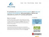 A11ycamp.org
