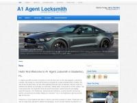 A1agentlocksmith.com