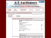 A1auctioneers.com