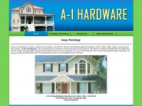 A1hardware.org