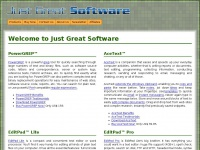 just-great-software.com