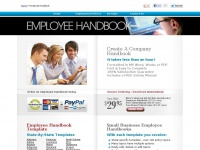 employeehandbookstore.com