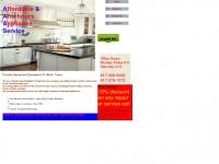 Aaapplianceservice.com