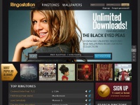 Ringostation.com - Ringostation - free ringtones, Android ringtones, iPhone ringtones for your cell phone