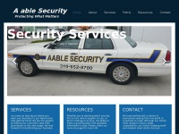 Aablesecurity.com