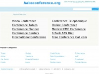 Aabsconference.org